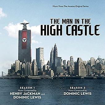 D.Lewis/H.Jackman - Man in the High Cast [CD] USA import