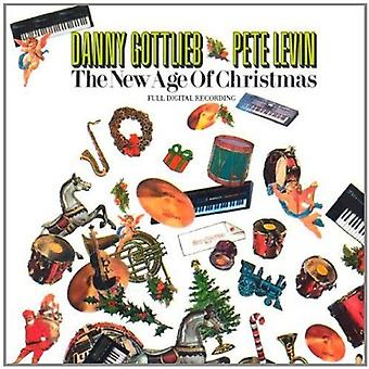 Gottlieb, Danny / Levin, Pete - New Age Christmas [DVD] USA import