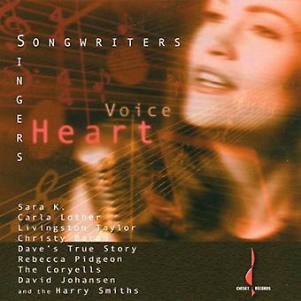 Singer Songwriters - sanger sangskrivere [CD] USA import