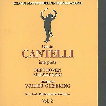 Beethoven / Cantelli / New York Phil Orch - Masters of Interpretation 2 [CD] USA import