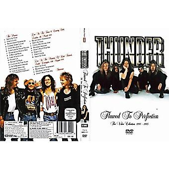 Thunder bristfällig till perfektion-The Video samling 1990-1995 [DVD]