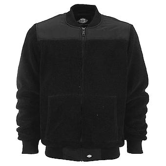 Dickies Dillsburg Fleece Jacket Black