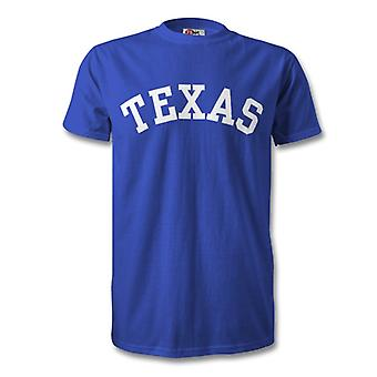 T-Shirt Style Texas College