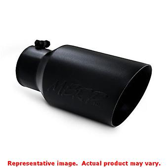 MBRP Universal Tips T5072BLK Black Fits:UNIVERSAL 0 - 0 NON APPLICATION SPECIFI