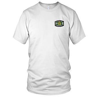 Estados Unidos Ejército policía militar de - 3 º grupo especialidad ocupacional militar MOS calificación bordado parche - 95 B militares de policía para hombre camiseta