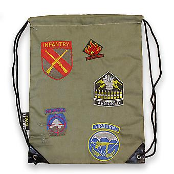 Officielle Call of Duty Division Patches Drawstring taske