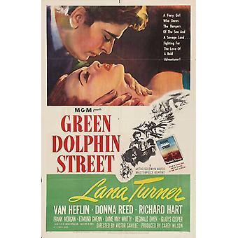 Green Dolphin Street Movie Poster (11 x 17)