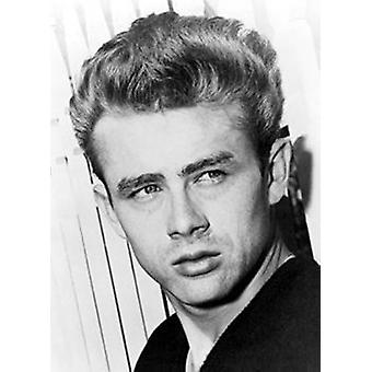 James Dean - Close Up - Mural Poster Poster Print