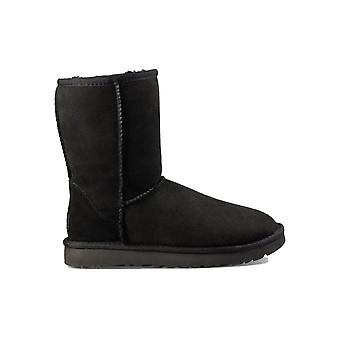 Ugg women's 1016223BLK Black Suede Ankle Boots