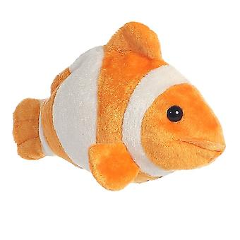 Aurora World Bright and Bold Clown Fish Mini Flopsies