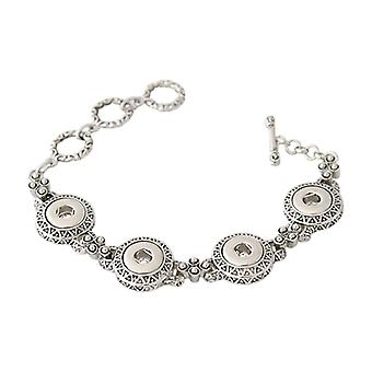 Stainless Steel Bracelet For Mini Click Buttons Kb0896s