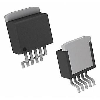 PMIC - DC/DC voltage regulator Texas Instruments LM2596SX-5.0/NOPB Holder TO 263 5