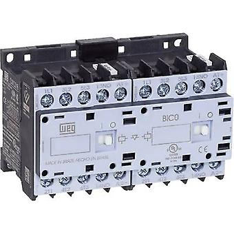 Reversing contactor 1 pc(s) CWCI012-01-30D24 WEG 6 makers