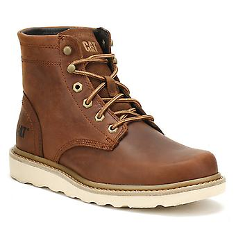 Caterpillar Mens Brown Dogwood Chronicle Boots