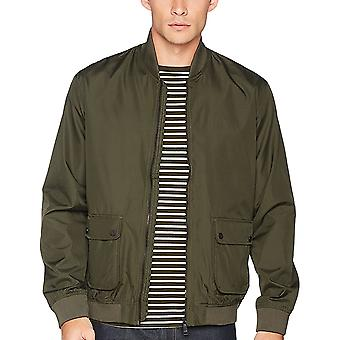 Regatta Mens Castlefield Lightweight Water Repellent Bomber Jacket
