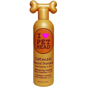 Pet Head - Oatmeal Dog Shampoo 355ml(2 Pack)