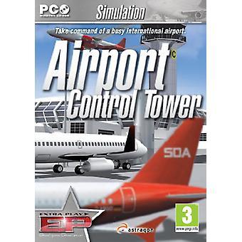 Tour de contrôle de l'aéroport (PC CD)