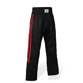 Bytomic Elite Contact Pants Black/Red