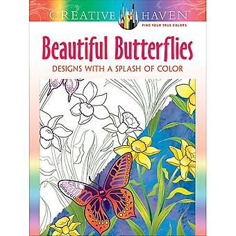 Dover Publications-Creative Haven: Beautiful Butterflies