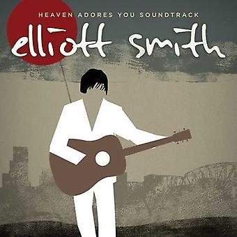 Elliott Smith - importación de Estados Unidos cielo adora usted Soundtrack [vinilo]