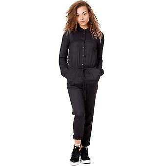 Roxy Anthracite Spaceship Traveler Womens Jumpsuit