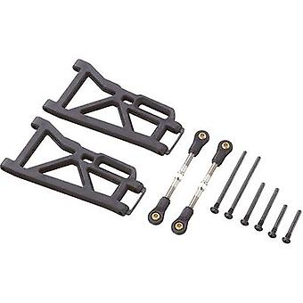 Spare part Reely 538111C Rear wishbone set