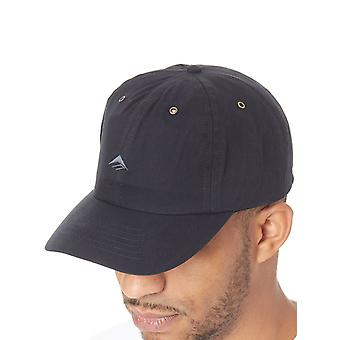 Emerica Black Try Strapback Cap