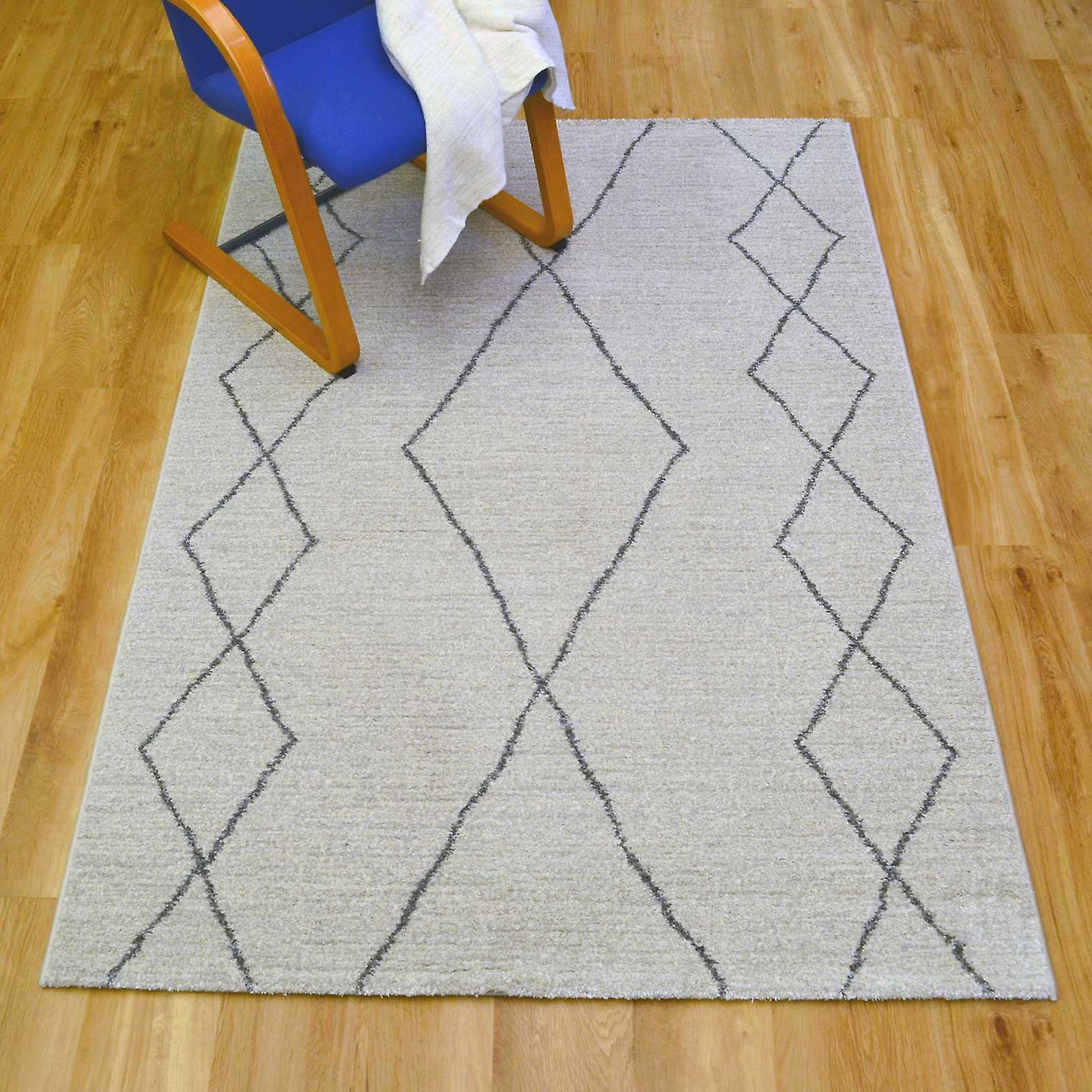 Skald Rugs 49007 4242 In gris And argent