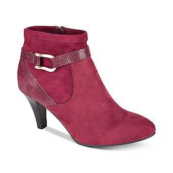 Karen Scott Womens maxinee Closed Toe Ankle Fashion Boots