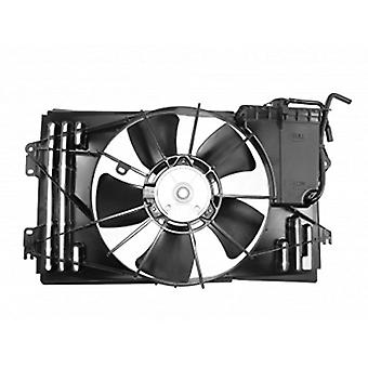 APDI 6034118 Dual Radiator and Condenser Fan Assembly