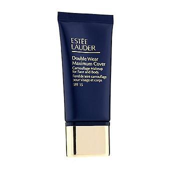 Estee Lauder Double Wear Maximum Cover Camouflage Make Up (Face & Body) SPF15 - #07 Medium/Deep - 30ml/1oz
