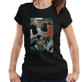 TV Times Bobby Moore And Gang 1970 Women's T-Shirt