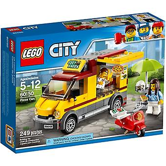 LEGO 60150 Pizza delivery truck