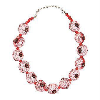 Eyeball Necklace