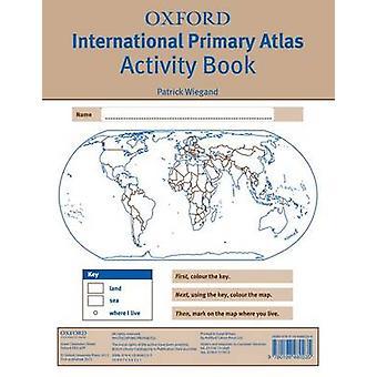 Oxford International primære Atlas Activity Book (2 revidert utgave