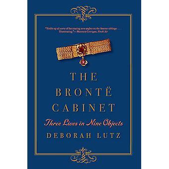 Le Cabinet de Bronte - trois vies dans neuf objets par Deborah Lutz - 978