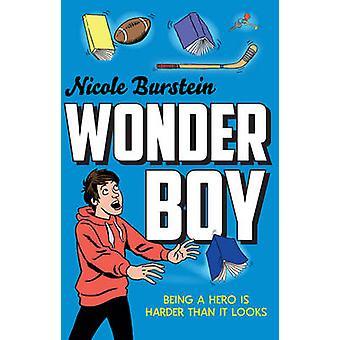 Wonderboy av Nicole Burstein - 9781783444465 bok