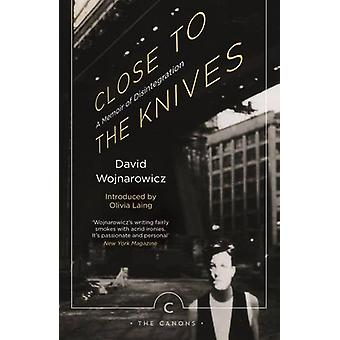 Close to the Knives - A Memoir of Disintegration by David Wojnarowicz