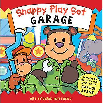 Playtime Snappy Garaje - Playset por Derek Matthews - Derek Matthews-
