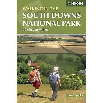 Wandelingen in de South Downs-Nationaal Park (2e herziene editie) door Kev R