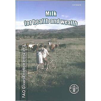 Milk for Health and Wealth by Jorgen Henriksen - 9789251061343 Book