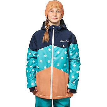 Horsefeathers Heather Navy Adrien Girls Snowboarding Jacket
