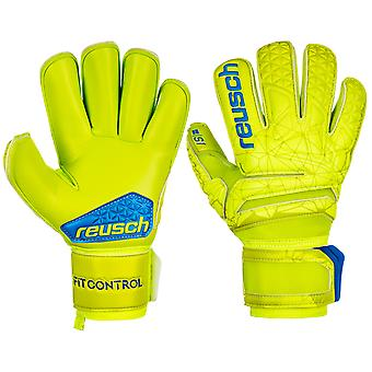 Reusch Fit Control S1 Roll Finger Goalkeeper Gloves Size