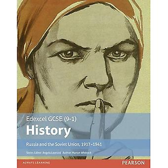 Edexcel GCSE (9-1) History Russia and the Soviet Union, 1917-1941 Student Book (EDEXCEL GCSE HISTORY (9-1))