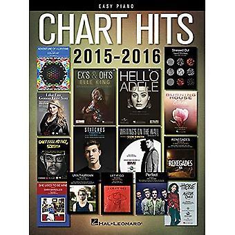 Chart Hits 2015-2016