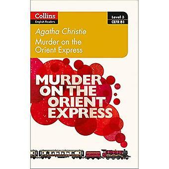 Mordet på Orientexpressen: B1 (Collins Agatha Christie ELT läsare) (Collins Agatha Christie ELT läsare)
