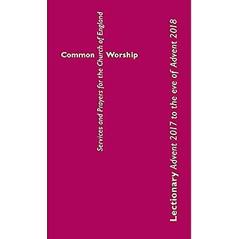 Common Worship Lectionary (Common Worship: Services and Prayers for the Church� of England)