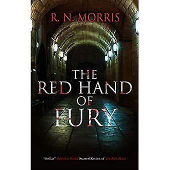 Die Rote Hand des Zorns: eine Pre-World War ein historischen Krimi
