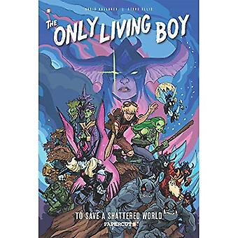 The Only Living Boy #5: \