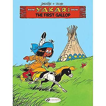 Yakari vol. 15 - The First Gallop: 15 (Yakari)